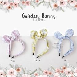 Garden Bunny Headband