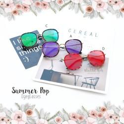 Summer Pop Eyeglasses