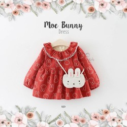 Moe Bunny Dress