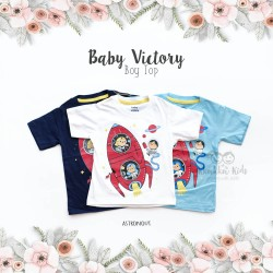 Baby Victory Boy Top - Astronout