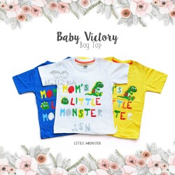 Baby Victory Boy Top - Little Monster