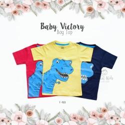 Baby Victory Boy Top - T-Rex