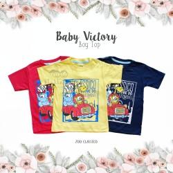 Baby Victory Boy Top - Zoo Classico