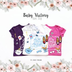 Baby Victory Girl Top - It's Only Dream