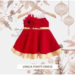 Vinca Party Dress