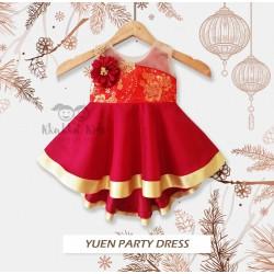 Yuen Party Dress