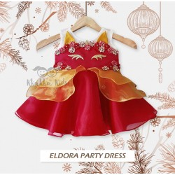 Eldora Party Dress