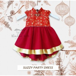 Suzzy Party Dress
