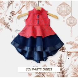 Soi Party Dress