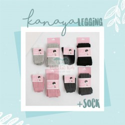 Kanaya Legging + Sock