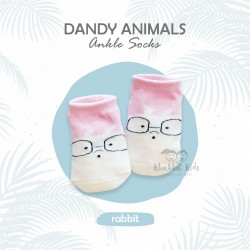 Dandy Animals Ankle Sock