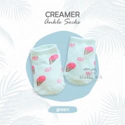 Creamer Ankle Sock