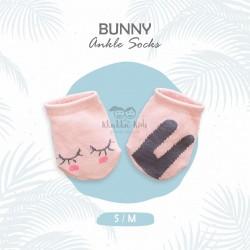 Kids Clara Bunny Ankle Sock