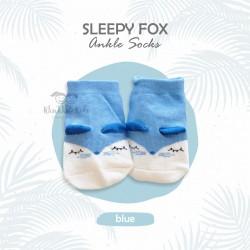 Sleepy Fox Ankle Sock