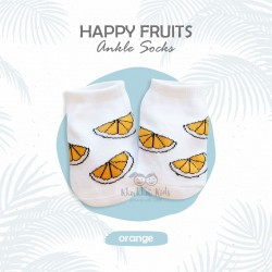Happy Fruits Ankle Sock
