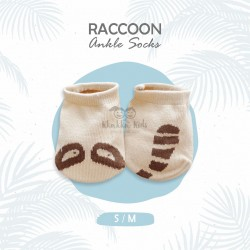 Raccoon Sock