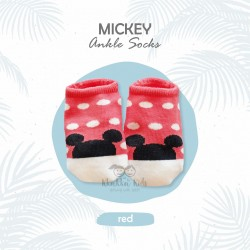 Mickey Ankle Sock