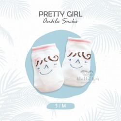 Pretty Girl Ankle Sock