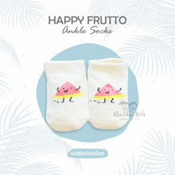 Happy Frutto Ankle Sock