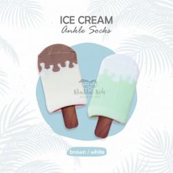 Ice Cream Ankle Sock