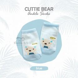 Cuttie Bear Ankle Sock