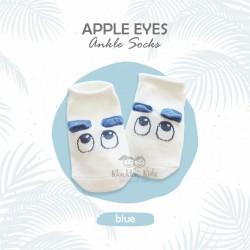 Apple Eyes Ankle Sock