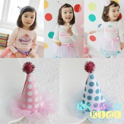 Cute Party Hat Hairclip