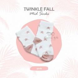 Twinkle Fall Mid Sock