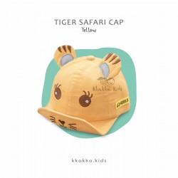 Tiger Safari Cap