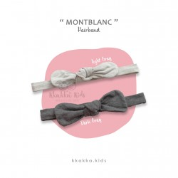 Montblanc Hairband