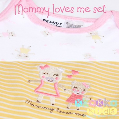 Mommy Loves Me Set