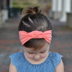 One Knot Headwrap
