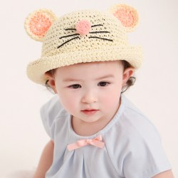 Lemming Straw Hat
