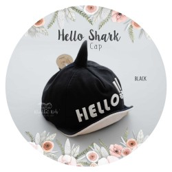Hello Shark Cap