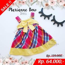 Marianne Bow Dress