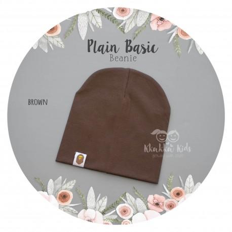 Plain Basic Beanie