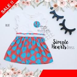 Simple Hearts Dress