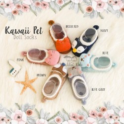 Kawaii Pet Doll Socks