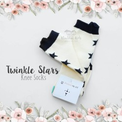 Twinkle Stars Knee Sock